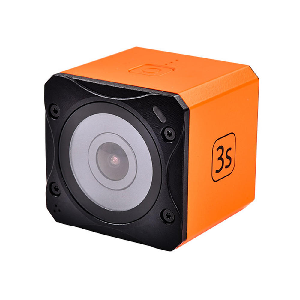 Runcam 3S WIFI 1080p 60fps WDR 160 Degree FPV Action Camera for RC Racing Drone